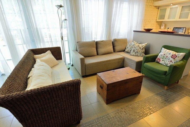Tel Aviv Apartments - Mandelstam 29, Tel Aviv - Image 77992