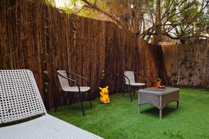 Tel Aviv Apartments - Charming central apt with a garden, Tel Aviv - Image 127915