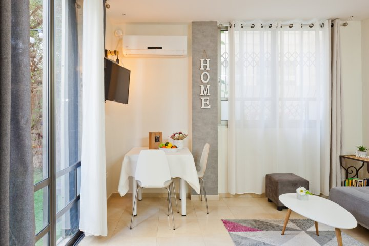 Tel Aviv Apartments - Charming central apt with a garden, Tel Aviv - Image 127893