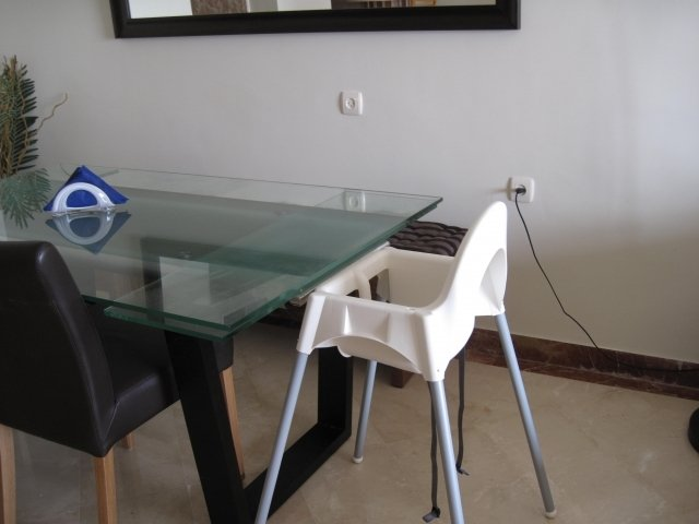 Netanya Apartments - SeaView luxury dream penth  center, Netanya - feeding chair
