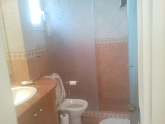 Netanya Apartments - SeaView luxury dream penth  center, Netanya - insuite shower & WC