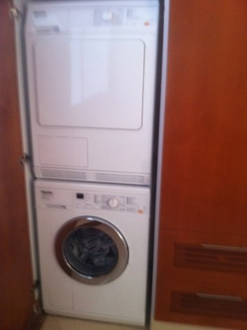 Netanya Apartments - SeaView luxury dream penth  center, Netanya - wash machine & dryer