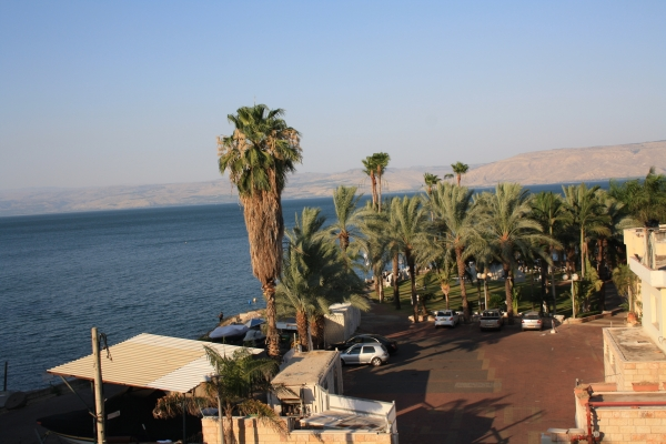 Tiberias Apartments - Apartment by the lake of Galilee, Tiberias - Отдых в Израиле