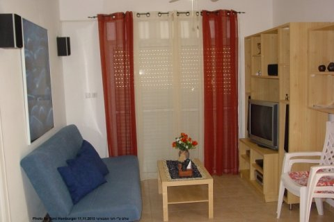 Eilat Apartments - Sunny Eilatnice  cozy holiday app - Living Room