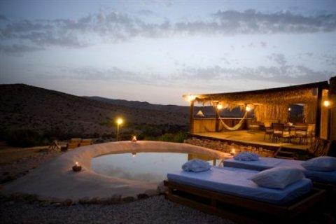 DESERT OLIVE FARM Apartments - חוות זית המדבר סוויטת הטירה - Main Image