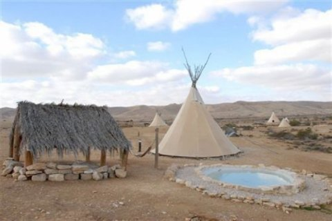 DESERT OLIVE FARM Apartments - חוות זית המדבר  כפר אינדיאני  - Main Image
