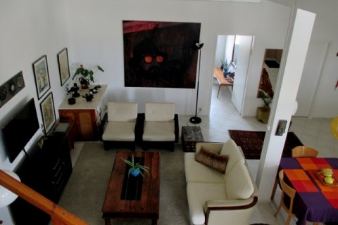 Mevaseret Zion Apartments - Gorgeous LoftStyle Apartment  - general view from the gallery