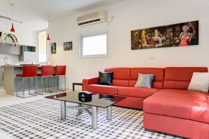 Tel Aviv-Yafo Apartments - MovieLegends in the Heart of TLV , Tel Aviv-Yafo - Image 73662