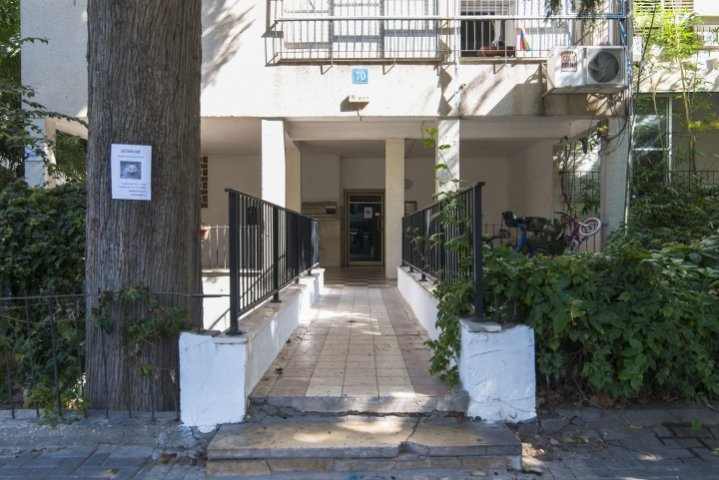 Tel Aviv-Yafo Apartments - Huge and spacious on Weizmann , Tel Aviv-Yafo - Image 107125