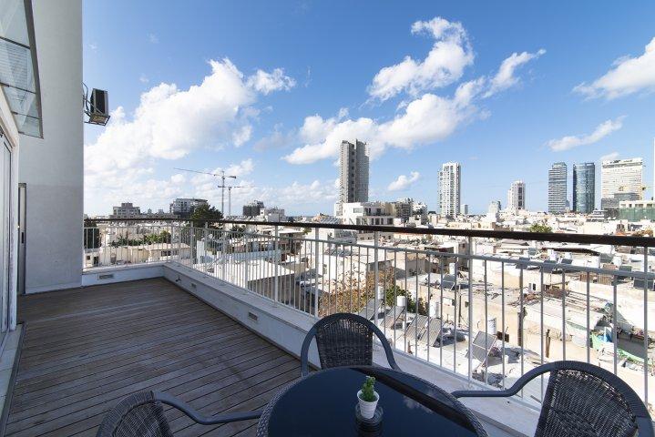 Tel Aviv-Yafo Apartments - Florentin  duplex Herzl Rotschild, Tel Aviv-Yafo - Image 129324
