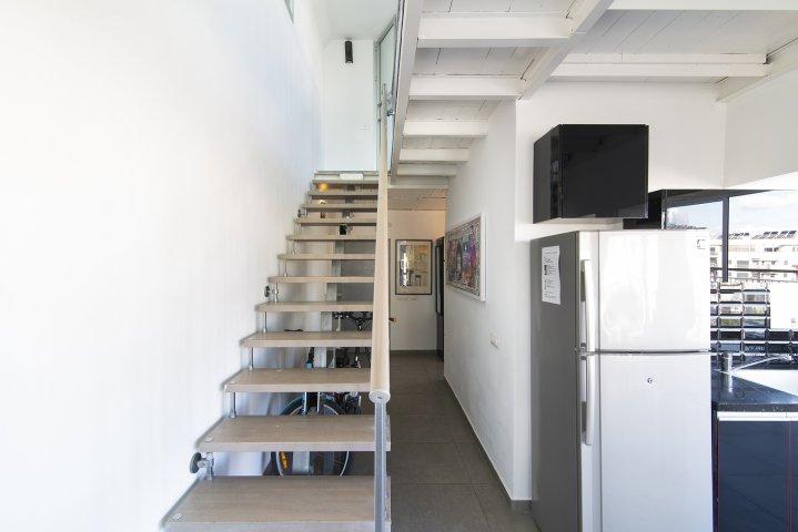 Tel Aviv-Yafo Apartments - Florentin  duplex Herzl Rotschild, Tel Aviv-Yafo - Image 129322