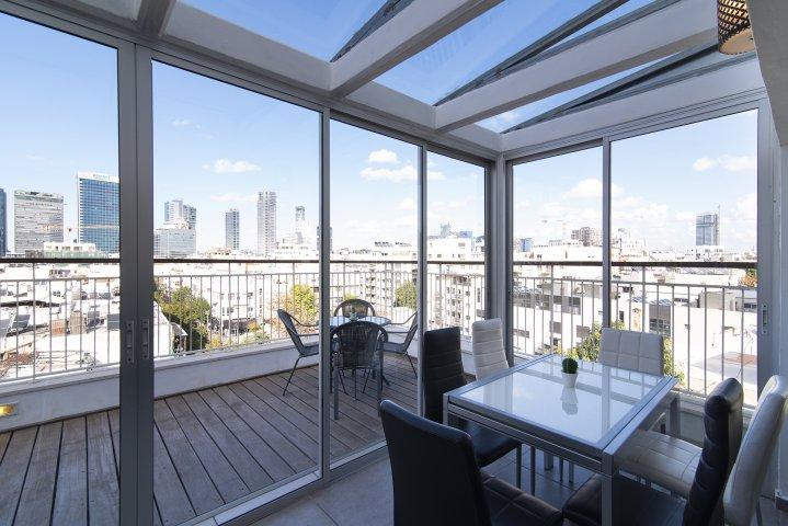 Tel Aviv-Yafo Apartments - Florentin  duplex Herzl Rotschild, Tel Aviv-Yafo - Image 129311