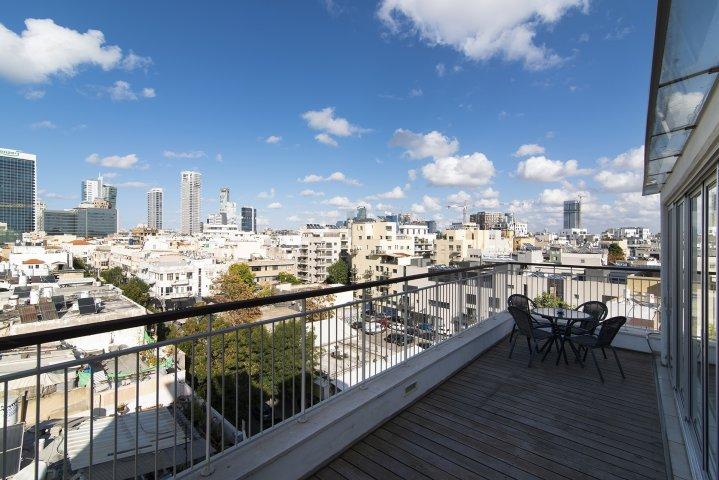 Tel Aviv-Yafo Apartments - Florentin  duplex Herzl Rotschild, Tel Aviv-Yafo - Image 129312