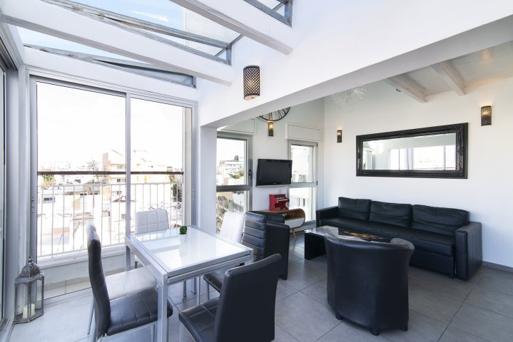 Tel Aviv-Yafo Apartments - Florentin  duplex Herzl Rotschild, Tel Aviv-Yafo - Image 129320
