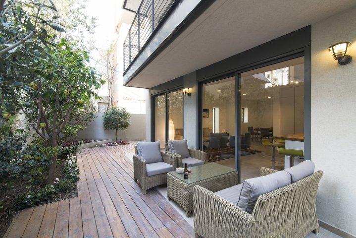 Tel Aviv-Yafo Apartments - Exquisite apt in the heart of TLV, Tel Aviv-Yafo - Image 120102