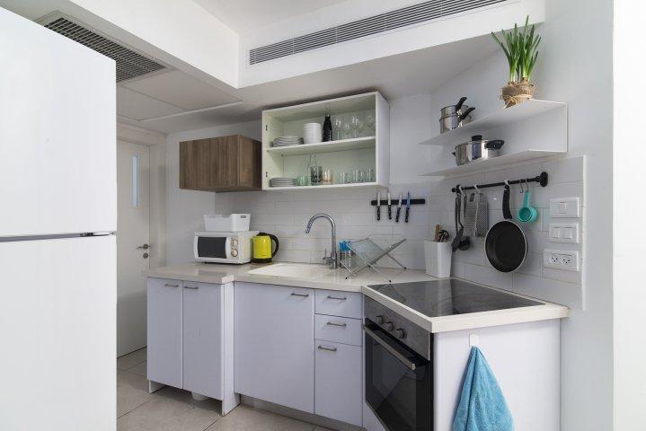 Tel Aviv-Yafo Apartments - Florentin 3BR New Buiding, Tel Aviv-Yafo - Image 125484
