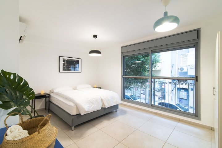 Tel Aviv-Yafo Apartments - Florentin 3BR New Buiding, Tel Aviv-Yafo - Image 125468