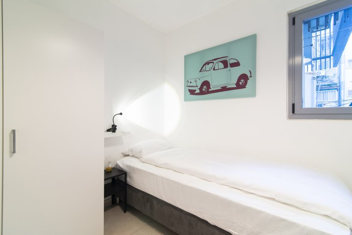 Tel Aviv-Yafo Apartments - Florentin 3BR New Buiding, Tel Aviv-Yafo - Image 125472