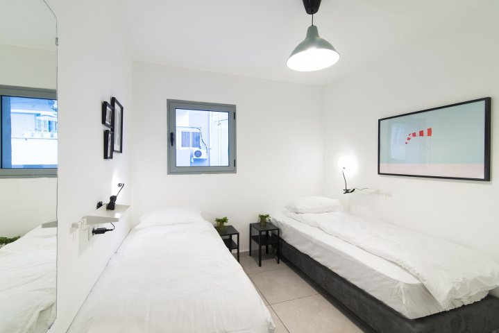 Tel Aviv-Yafo Apartments - Florentin 3BR New Buiding, Tel Aviv-Yafo - Image 125473