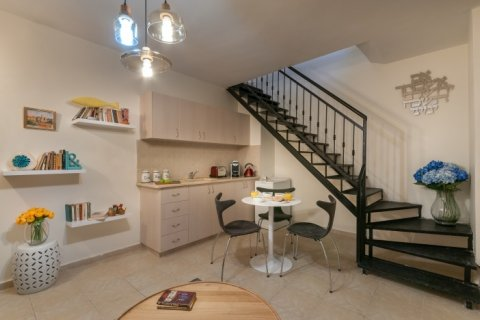 Jerusalem Apartments - Duplex Studio on Jaffa Street - Main Image