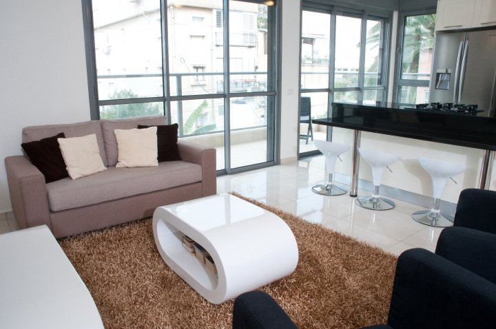 Tel Aviv-Yafo Apartments - NEW  LUXURIOUS PERFECT LOCATION, Tel Aviv-Yafo - Image 118478