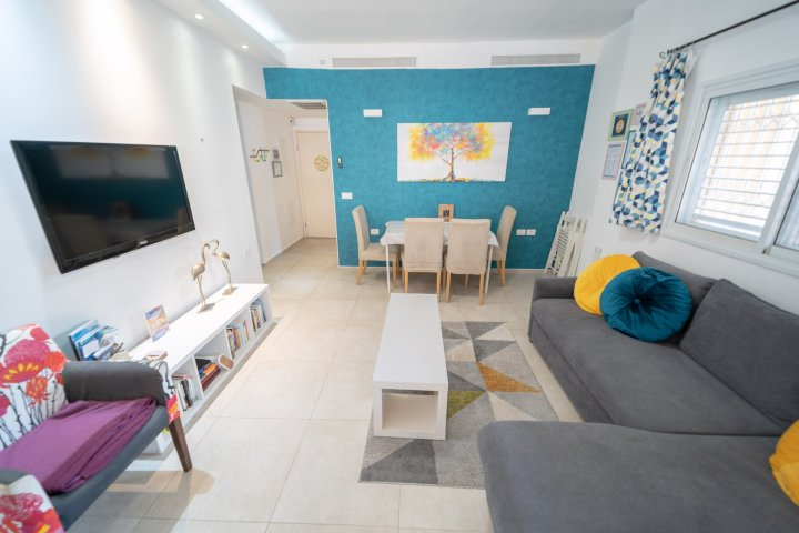 Tel Aviv-Yafo Apartments - Beach front central & quiet 2BR, Tel Aviv-Yafo - Image 127948