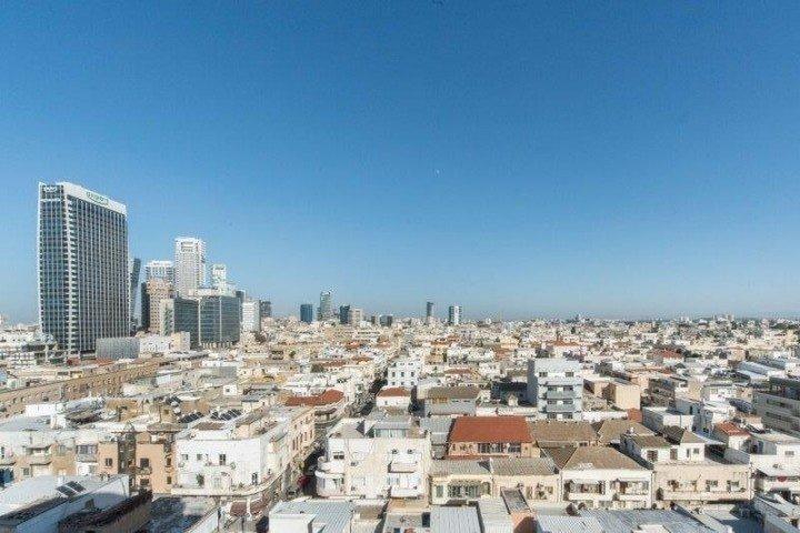 Tel Aviv-Yafo Apartments - 2 room balcony parking Tel Aviv, Tel Aviv-Yafo - Image 102184