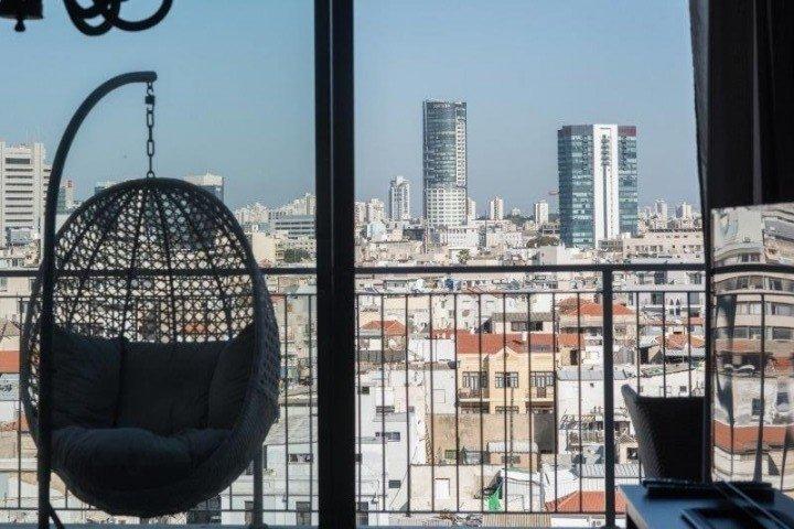 Tel Aviv-Yafo Apartments - 2 room balcony parking Tel Aviv, Tel Aviv-Yafo - Image 102199