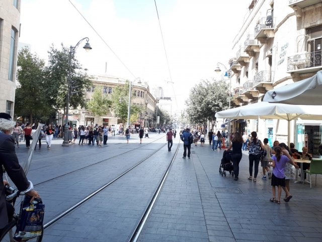 Jerusalem Apartments - Walking distance to the Old city, Jerusalem - Walking distance to Yaffo street