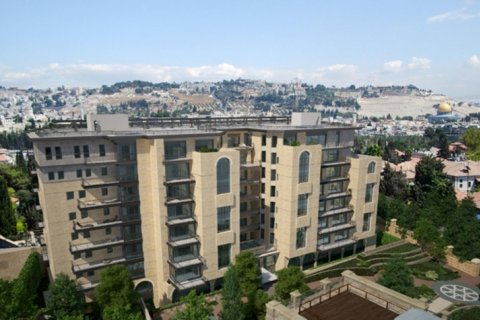 Jerusalem Apartments - Luxury 2 bdm apt Boutique Hanevi'im - Main Image