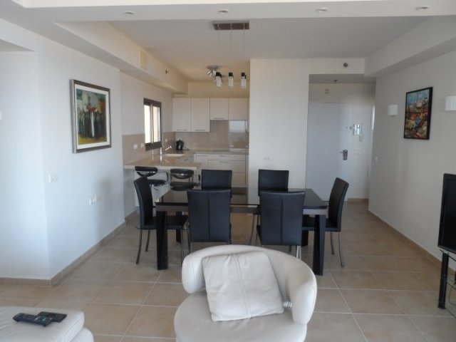 Netanya Appartementen  - Ir Yamin - 4 Bed Sea-View Apartment, Netanya - Image 105280