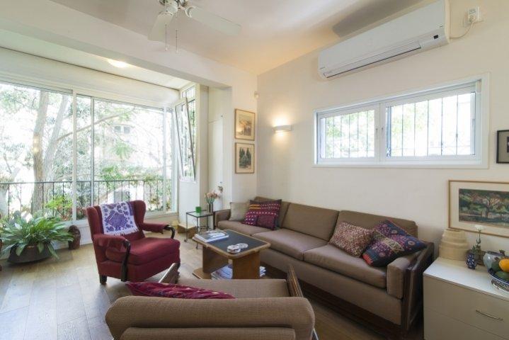 Tel Aviv-Yafo Apartments - Beautiful peaceful central, Tel Aviv-Yafo - Image 112069