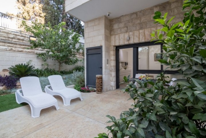 Jerusalem Apartments - Exquisite apt in Talbiya, Jerusalem - Image 114801