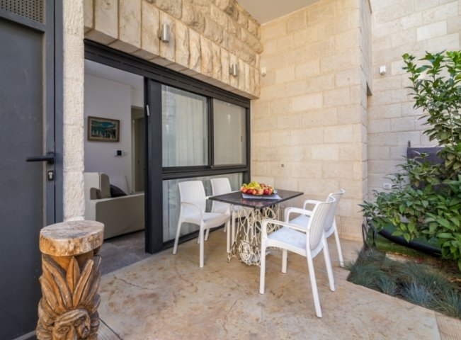 Jerusalem Apartments - Exquisite apt in Talbiya, Jerusalem - Image 114799