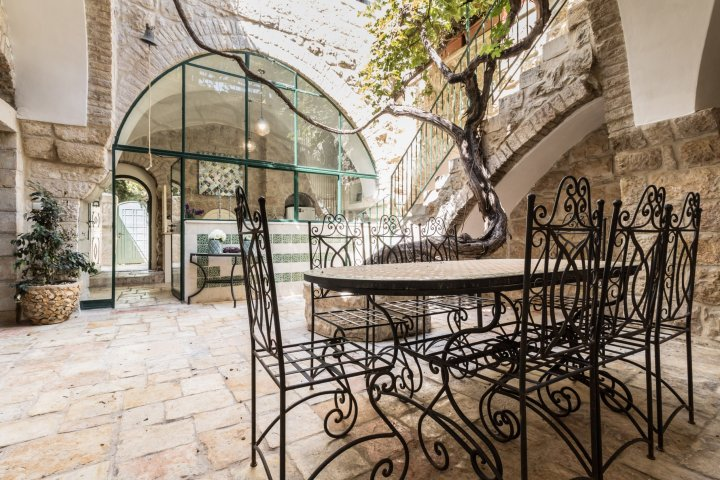 Jerusalem Apartments - VILLA MAMILLA  - LUXURY RENTAL, Jerusalem - Image 118612