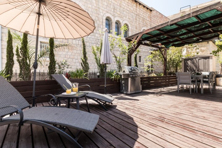 Jerusalem Apartments - VILLA MAMILLA  - LUXURY RENTAL, Jerusalem - Image 118630