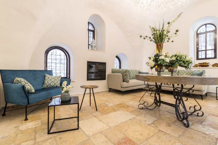 Jerusalem Apartments - VILLA MAMILLA  - LUXURY RENTAL, Jerusalem - Image 118610