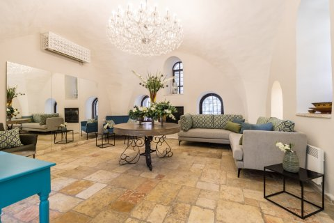 Jerusalem Apartments - VILLA MAMILLA  - LUXURY RENTAL - Main Image