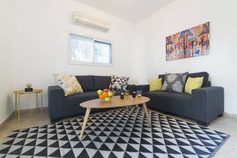 Tel Aviv-Jaffa Appartements - Freshly renovated in TLV center - Main Image