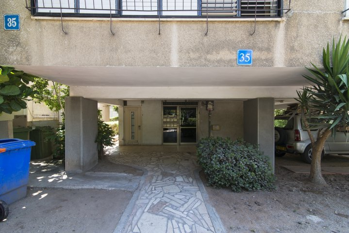 Tel Aviv-Yafo Apartments - Sunny 3bd apartment on Weizmann 35, Tel Aviv-Yafo - Image 121615