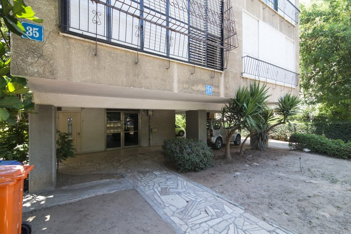 Tel Aviv-Yafo Apartments - Sunny 3bd apartment on Weizmann 35, Tel Aviv-Yafo - Image 121616