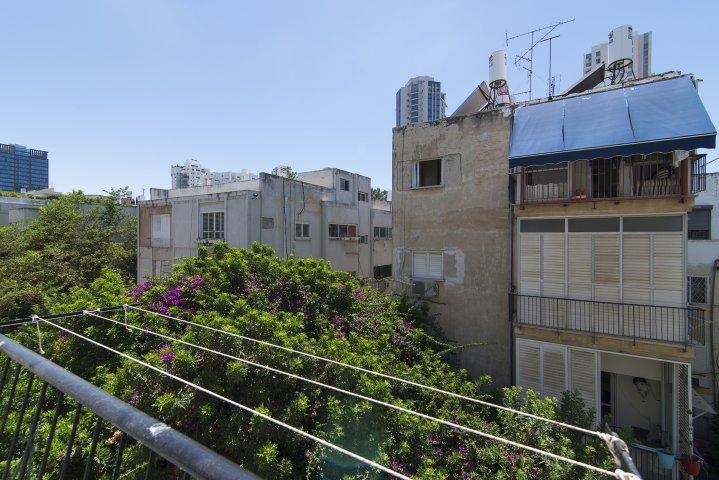 Tel Aviv-Yafo Apartments - Sunny 3bd apartment on Weizmann 35, Tel Aviv-Yafo - Image 121624