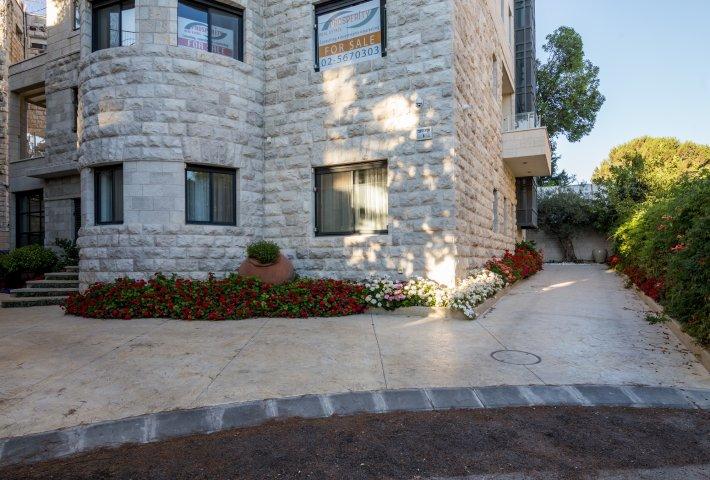 Jerusalem Apartments - Exquisite duplex apt in Talbiya , Jerusalem - Image 124533