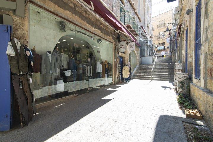 Jérusalem Appartements - Super central studio with Garden II, Jérusalem - Image 124360