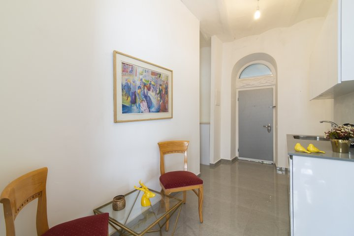 Jerusalem Apartments - Super central studio with Garden II, Jerusalem - Image 124363