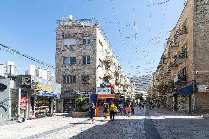 Jérusalem Appartements - Super central studio with Garden II, Jérusalem - Image 124357