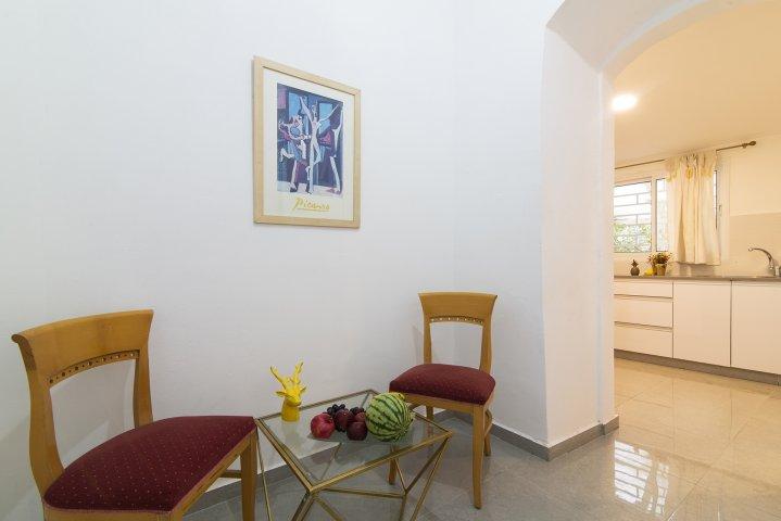 Jerusalem Apartments - Super central freshly renovated I, Jerusalem - Image 124371