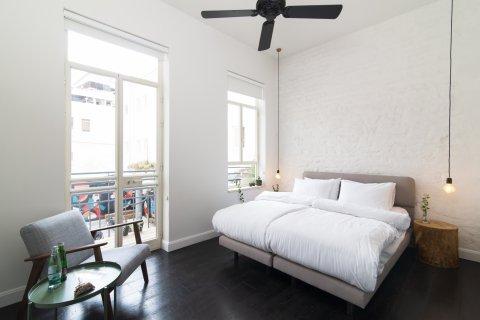 Tel Aviv-Yafo Apartments - Oliver - Twin room & Balcony IV - Main Image