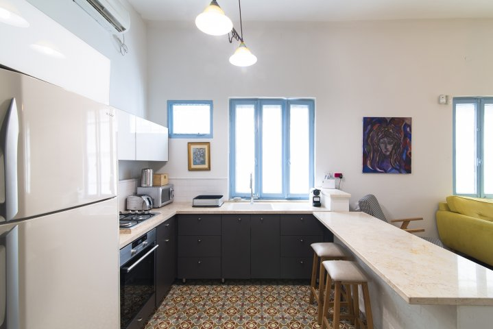 Tel Aviv-Yafo Apartments - Quiet area next to Rothschild Blvd , Tel Aviv-Yafo - Image 128335