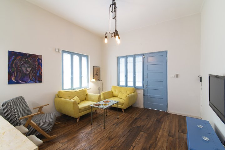 Tel Aviv-Yafo Apartments - Quiet area next to Rothschild Blvd , Tel Aviv-Yafo - Image 128337